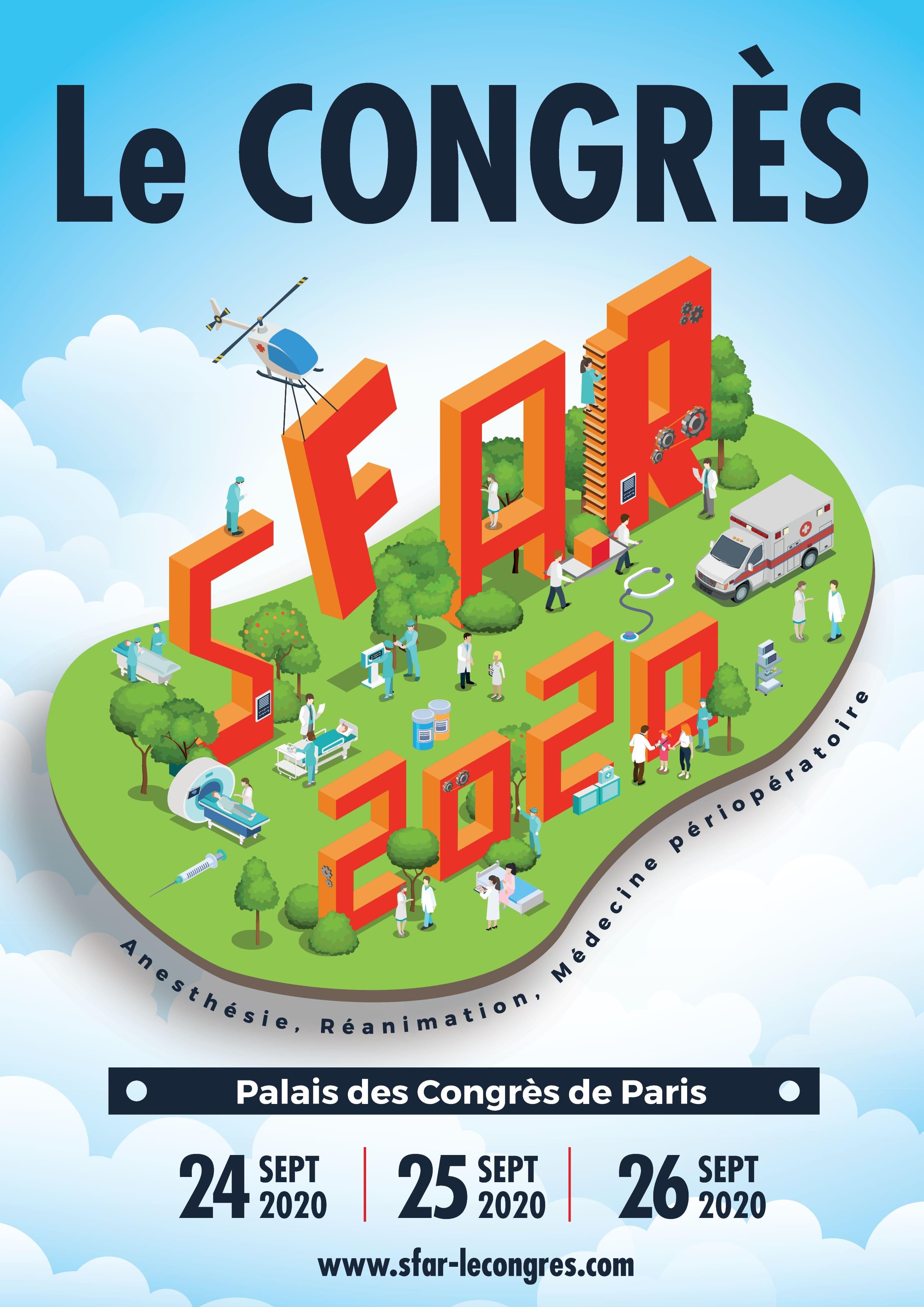 Congrès SFAR 2020_Affiche A4-min