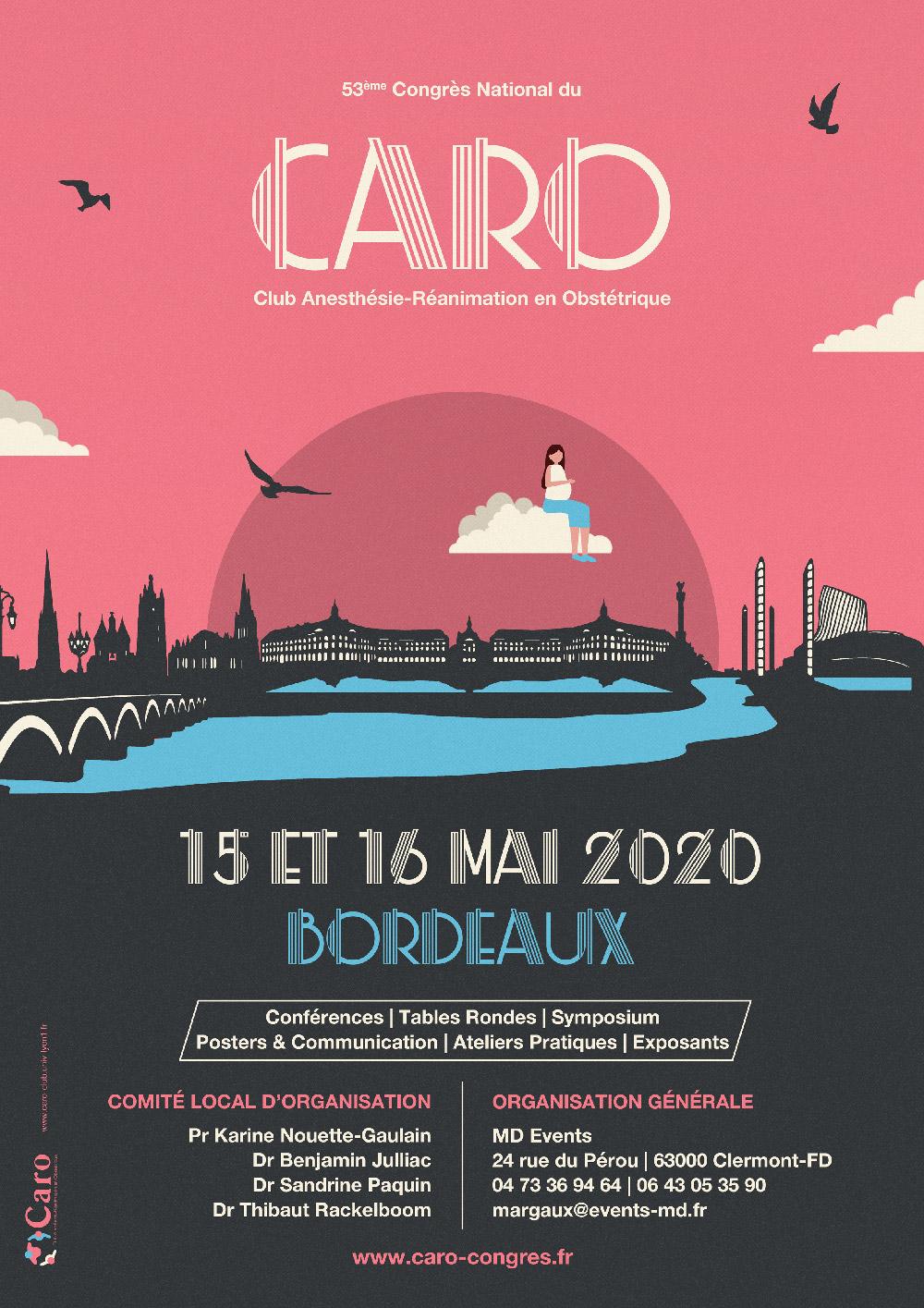 Congrès CARO 2020